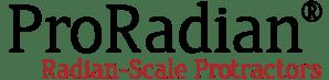 ProRadian: Radian-Scale Protractors