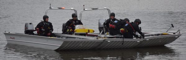 Rescue One Flood Boat