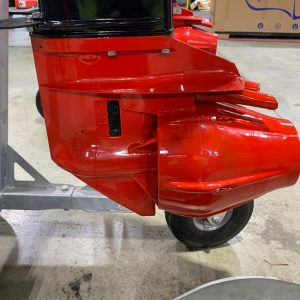 Pump Jet Outboard Engine for IRBs