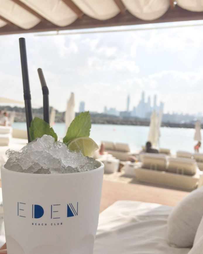 EDEN Beach Club 5
