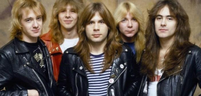 Iron Maiden 1982