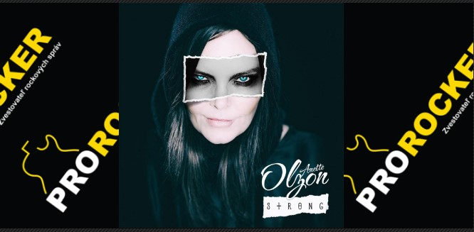 Anette Olzon Strong