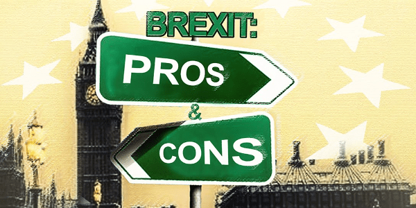 Pros and Cons of Brexit - Pros an Cons