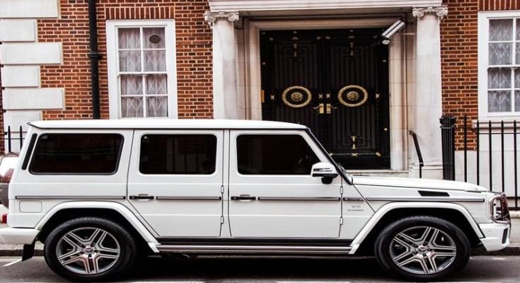 Mercedes G-Wagon