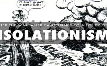 Isolationism
