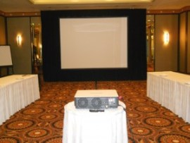 Conference AV equipment hire