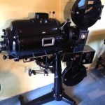 simplex film projector