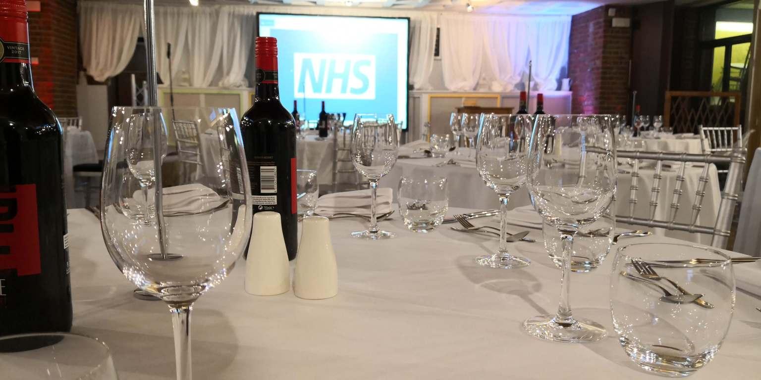 NHS Guildford event