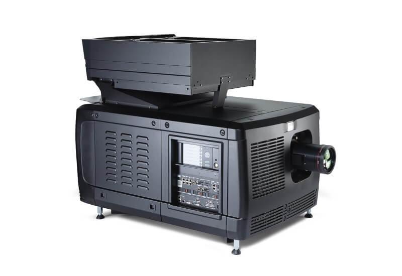 Barco projector DP4K Hire