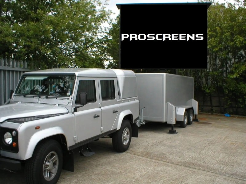 LED Screen truck Hire