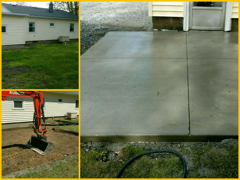 driveway repairs for albion batavia ny