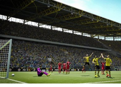 FIFA 15: Bringing Soccer to the Indoors