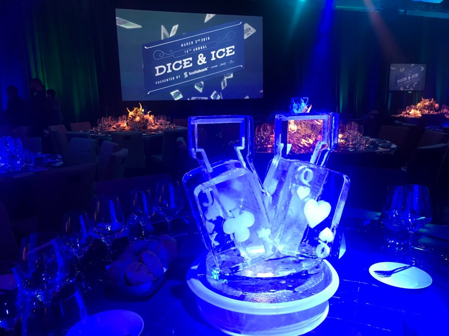 2018 Dice and Ice Gala | ProShow Audiovisual