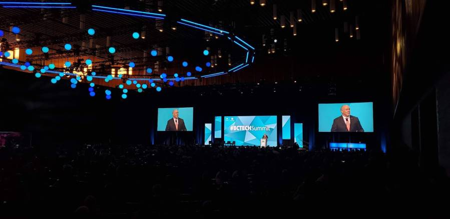 BCTECHSummit2019 | Audio Visual Production Services | Proshow