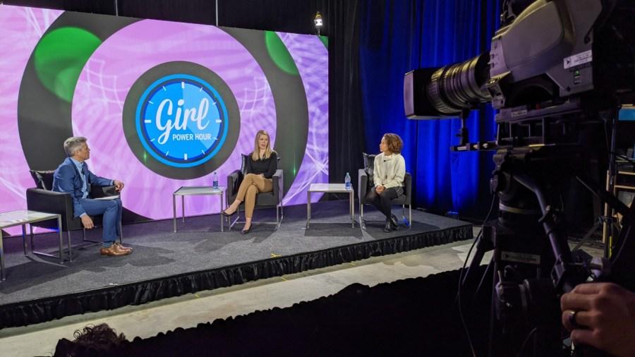 Girl Power Hour | Virtual Event Studio | Proshow
