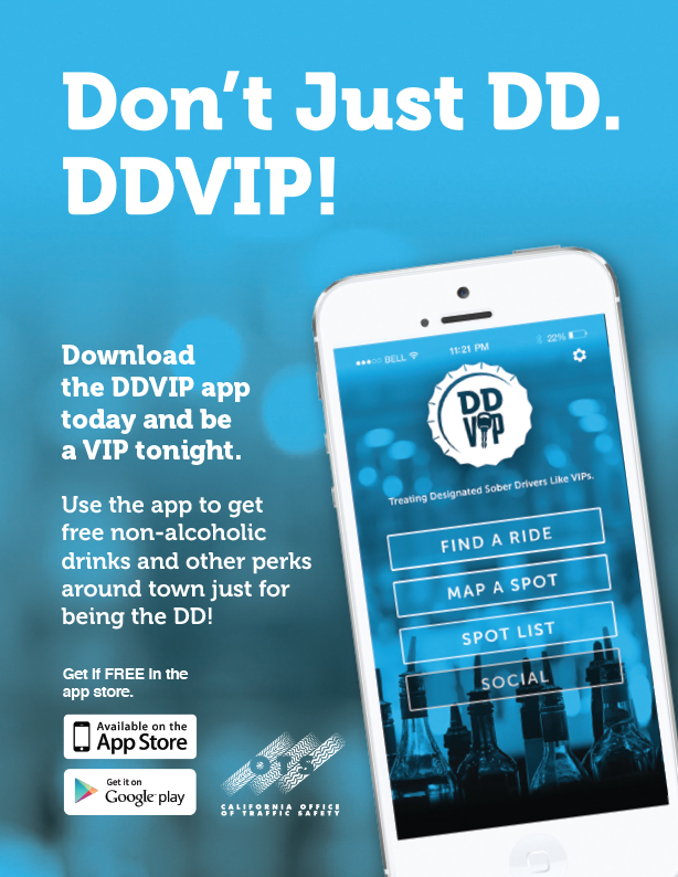 California OTS DDVIP Mobile App - Prosiopr