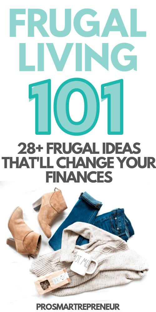 Frugal Newsletter