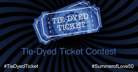 Meyer Sound Tie-Dyed Ticket Contest