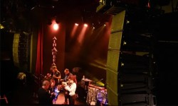 Paris' Alhambra Music Hall opts for Meyer Sound LEOPARD