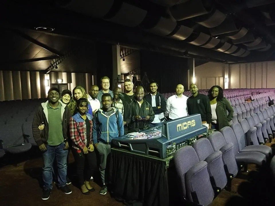 Prosound hosts Sound School at Acts Christian Church in Midrand