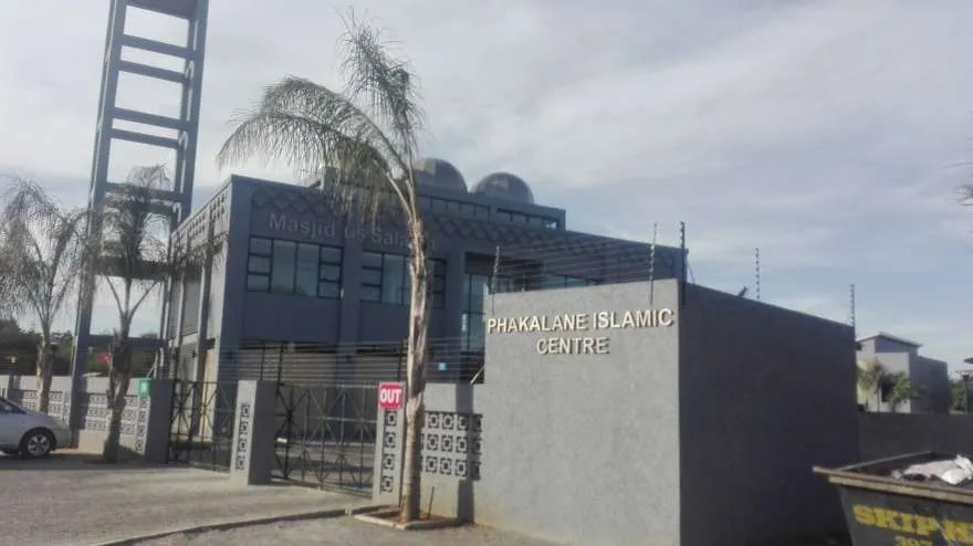 Phakalane Islamic Centre opens with pro sound system