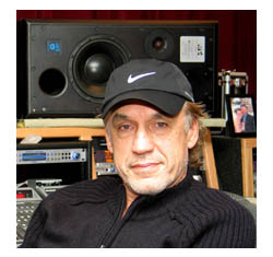 Producer and engineer Greg Ladanyi, known for his work with Jackson Browne, Fleetwood Mac, Don Henley and Toto.