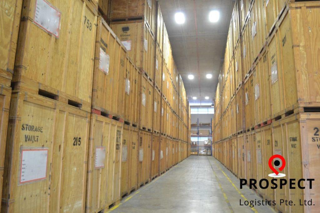 Warehouse Services | Prospect Logistics