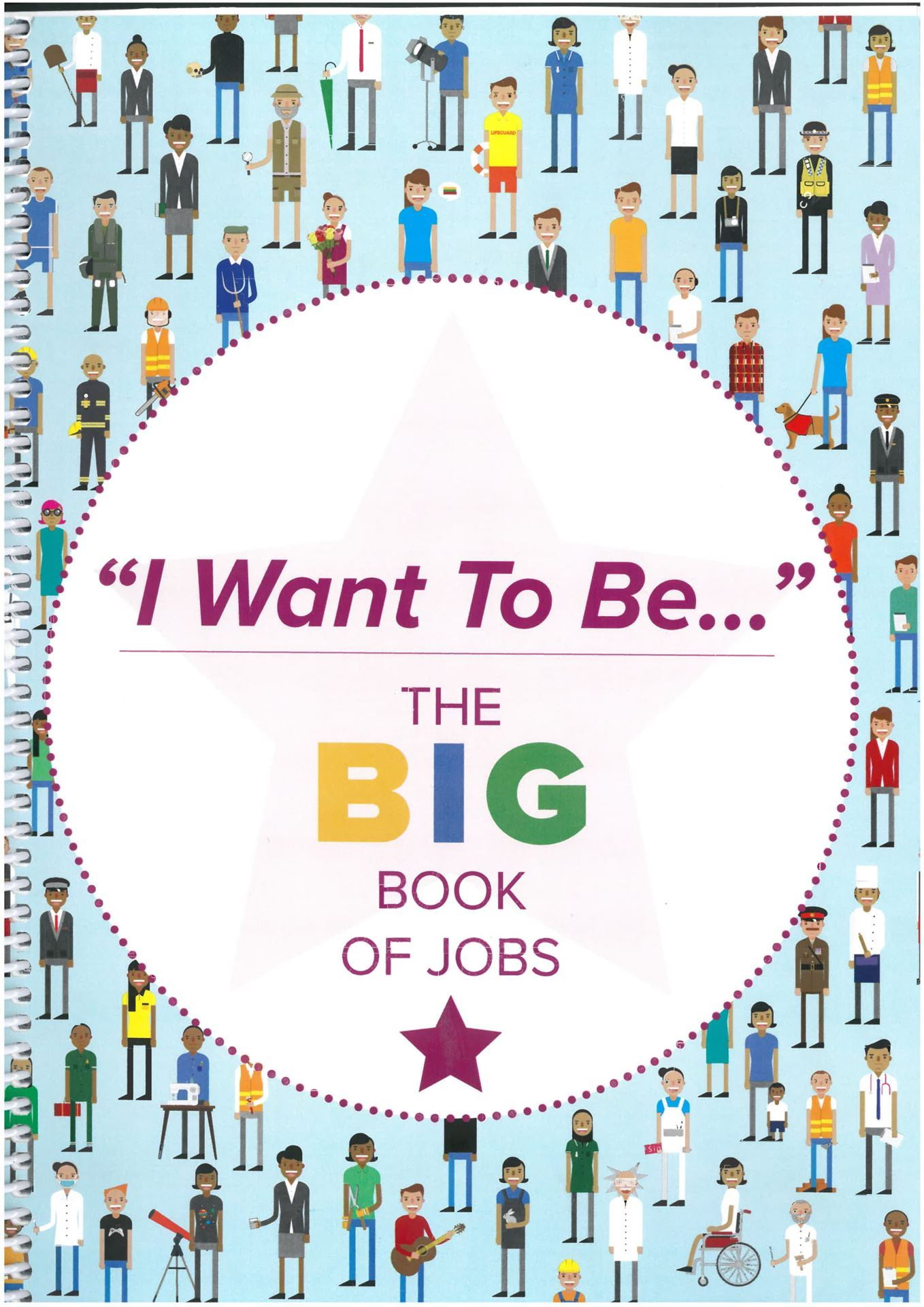 Prospects Education Resources I Want To Be The Big Book