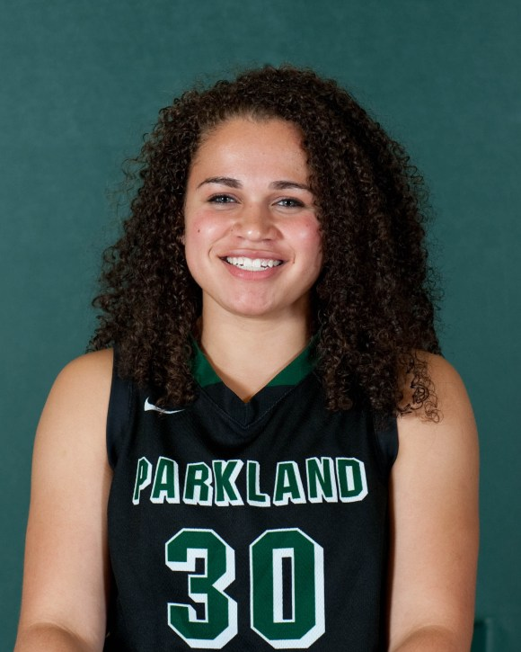 Photo courtesy of Marketing and Public Relations | Parkland College 30	Laura Litchfield	5-8	SO	G	Central HS/Champaign, IL