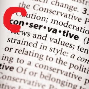 'C' conservative
