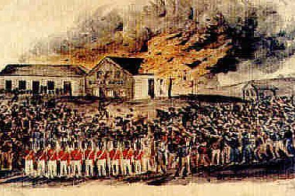 The The Eureka Rebellion, 1854, Victoria, Australia