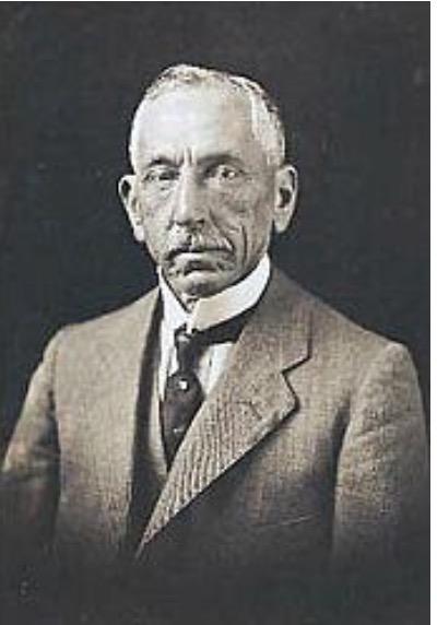 Prime Minister Billy Hughes