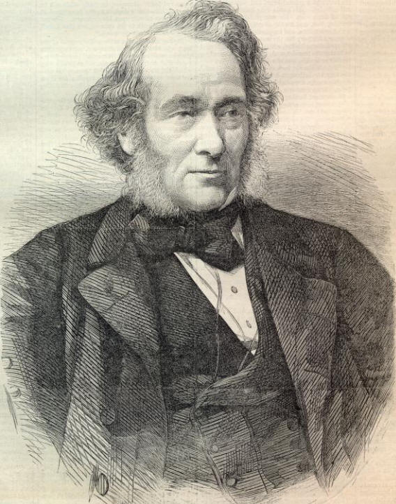 Richard Cobden (1804 – 1865)