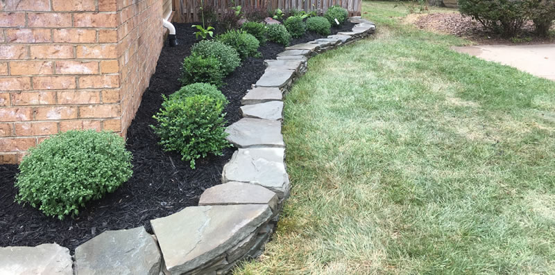 backyard landscaping ideas for large