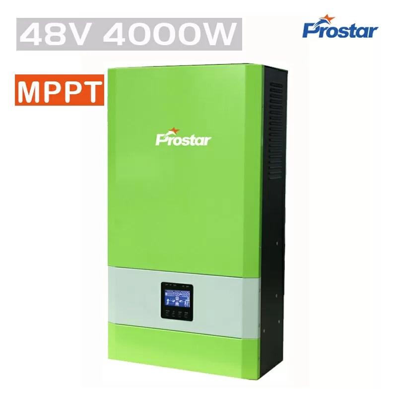 solar power inverter 4000w