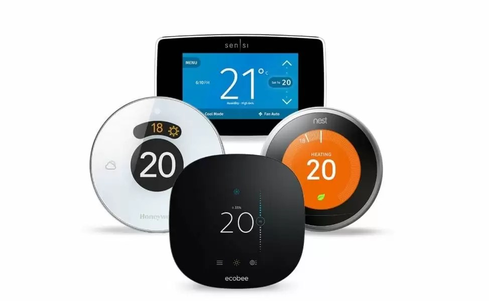 Smart thermostats can increase your home energy efficiency