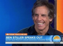 Ben Stiller Prostate Cancer Survivor