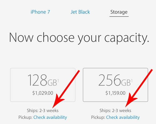 Сбор предварительных заказов на iPhone 7 и iPhone 7 Plus откроется 9 сентября