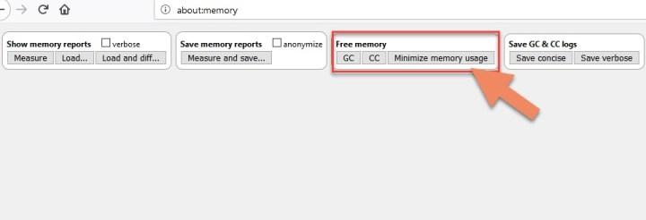 Minimize Memory Usage