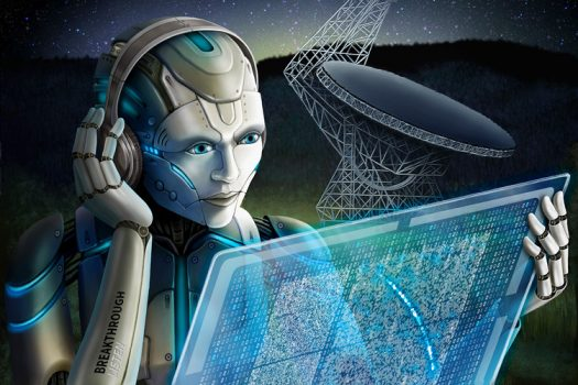 AI helps track down mysterious cosmic radio bursts | Robotics
