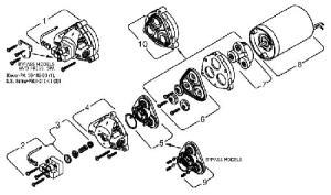 Electric Pumps  Electrical Water Pumps, 12 Volt Pumps