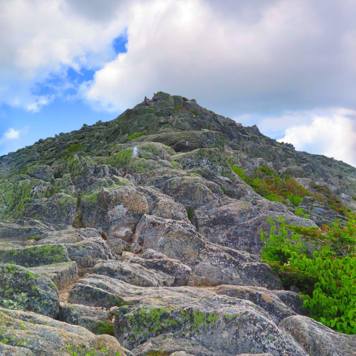 Hunt-Trail-Below-Tableland-Katahdin-BSP-20190703