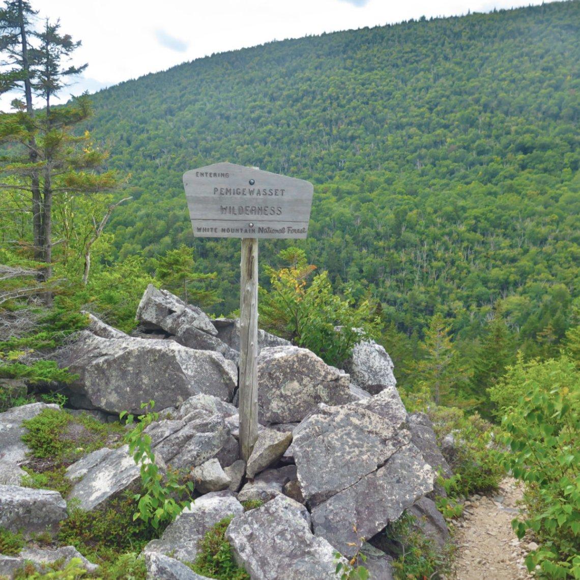 Zeacliff-Trail-Pemigewasset-Wilderness-20190907