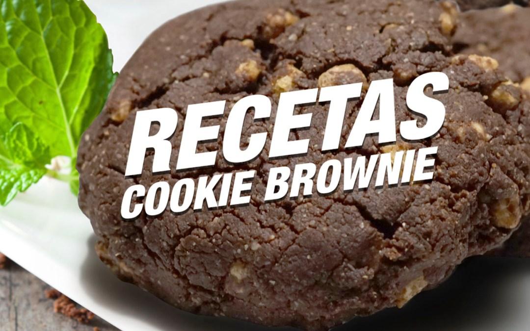 Recetas: Cookie Brownie