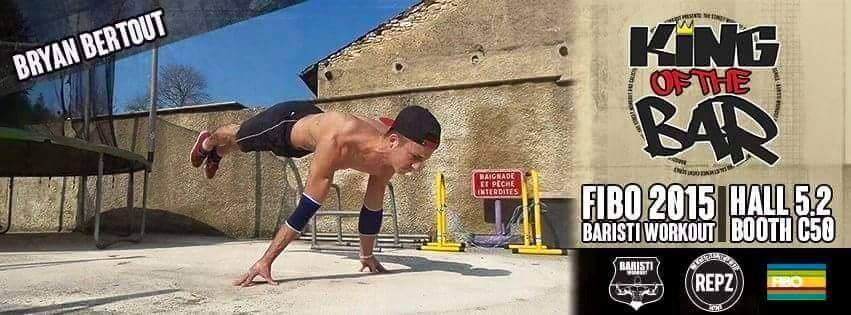 Street workout- Bryan Bertout