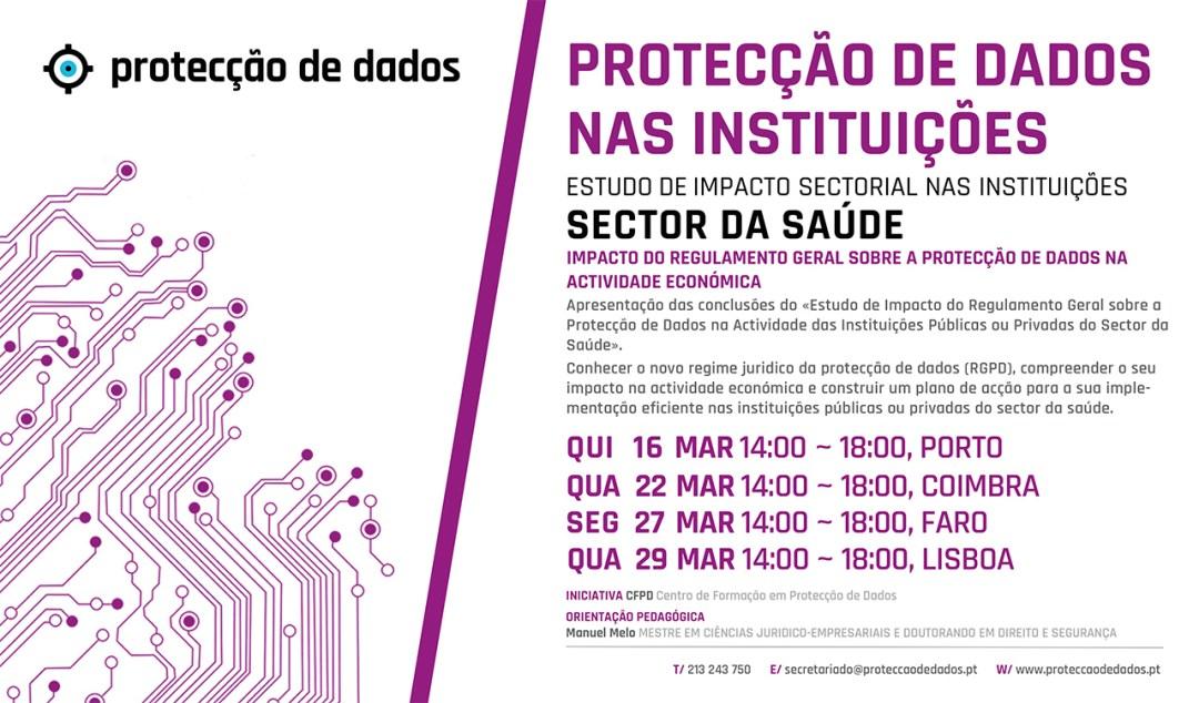 I Curso de Formação - Estudo de Impacto Sectorial - «Protecção de Dados Pessoais no Sector da Saúde»