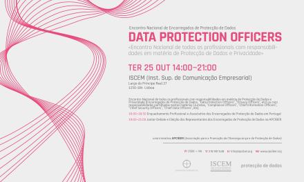 I Encontro Nacional dos Encarregados da Protecção de Dados em Portugal