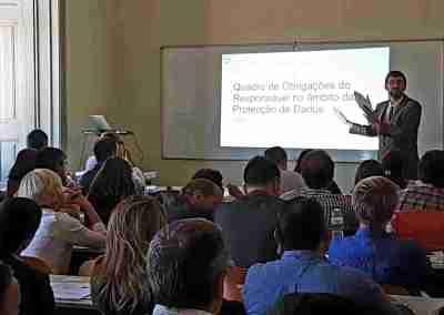 II Curso de Formação – «Regulamento Geral sobre a Protecção de Dados e Administração Pública Local, Regional e Central»
