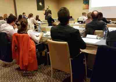 I Curso de Formação – «Impacto da Protecção de Dados na Gestão Administrativa e Financeira»