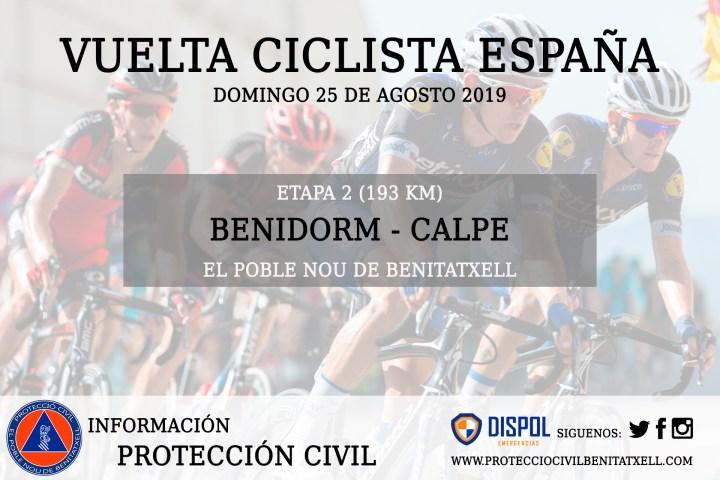 Vuelta ciclismo espanya 2019
